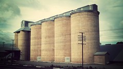 Silo (TroyV, on iphone) Tags: uploaded:by=flickrmobile flickriosapp:filter=mammoth mammothfilter