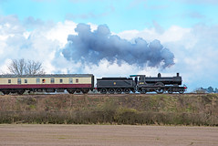Battlefield Line Gala, 16th March 2013 (norman-bates) Tags: greyhound gala shackerstone shenton t9 marketbosworth battlefieldline 30120