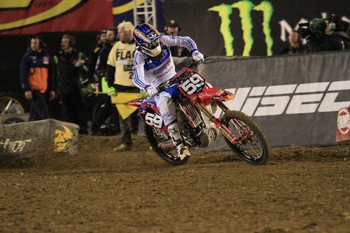 """San Diego SX Race • <a style=""""font-size:0.8em;"""" href=""""https://www.flickr.com/photos/89136799@N03/8569437854/"""" target=""""_blank"""">View on Flickr</a>"""