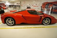 Ferrari Enzo 2002 (SzoszonBratku) Tags: 2002 cars sports car sport museum 1 la italia view dino photos super f1 ferrari mans enzo formula gto gt scuderia lemans galleria maranello 2010 exotics gtb 275 f40 pininfarina v12 f50 f70 166 246 gtx 599 superleggera 458 fxx gtb4 275x 166x dinox laferrari ferrarix galleriax f50x laferrarix superleggerax gtb4x 246x