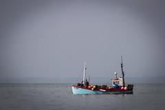 Gone Fishing (Aaran_B) Tags: fish canon boat fishing isle wight canon70200f4l 60d