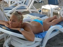 Felipa Gomes (Jo.Anna1980) Tags: hot sexy ass beach fb butt bikini thong blonde gstring hottie latina cameltoe portuguese facebook labia pussylips