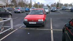 1992 Fiat Tipo Formula (David Warden) Tags: car italian fiat 1990s tipo supermini