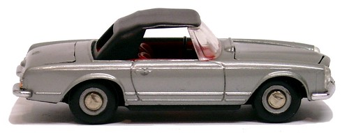 Mercury Mercedes 230 SL (2)