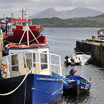 "Cleggan Pier <a style=""margin-left:10px; font-size:0.8em;"" href=""http://www.flickr.com/photos/89335711@N00/8596651034/"" target=""_blank"">@flickr</a>"