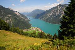 Achensee Austria (Habub3) Tags: travel holiday austria tirol sterreich search nikon rocks europa urlaub berge tyrol vacanze reise achensee d300 serach 2013 eirope habub3