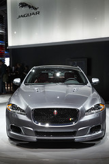 2014 Jaguar XJR (upcomingvehiclesx) Tags: auto car vehicle jaguar britishcar newyorkautoshow jaguarxjr worldcars 2013newyorkautoshow 2014jaguarxjr 2014xjr