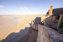 Le Mont-Saint-Michel 398.jpg (vossemer) Tags: frankreich natur normandie aussicht orte fr watt ausblick montsaintmichel landschaften lemontsaintmichel sehenswrdigkeiten stimmungen