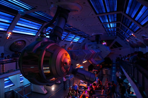 """Space Mountain Loading Zone • <a style=""""font-size:0.8em;"""" href=""""http://www.flickr.com/photos/28558260@N04/28338764964/"""" target=""""_blank"""">View on Flickr</a>"""
