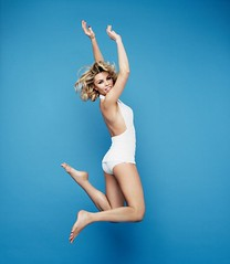 Abbey Clancy for Veet and Scholl (midnightcelebs) Tags: abbey clancy face legs veet scholl