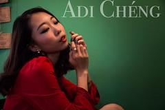 Adi_0014 (Adi Chng) Tags: adichng girl      redgreen