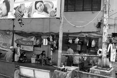 A day in Binondo (17) (momentspause) Tags: ricohgr ricoh blackandwhite bw chinatown manila philippines streetscene urban urbanlife