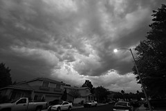 Another storm cooking up. (ctstetson) Tags: stetson ctstetson clouds rain stormy storm thunderstorm weather henderson nevada lasvegas