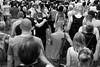 Fruende (daniel_james) Tags: 2016 berlin germany europe tamron60mmmacro nollendorfplatz christopherstreetday gaypride parade blackandwhite people canon400d