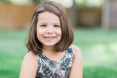 Playtime Portrait (cvillandry (Instagram & Twitter @cvillandry)) Tags: portrait canon naturallight 85mm girl backyard playtimeportrait shallowdepthoffield