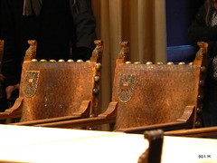 Hanseatic Backrests, Town Hall Lbeck (UNESCO WHS) (uempe (only sporadically here)) Tags: 2016 deutschland digital dmcfz7 europa europe foto germany lbeck lumix panasonic panasoniclumixdmcfz7 photo rathaus hansestadtlbeck hanseaticcitylbeck hansestadt hanseaticcity hanseatic hanse hansa unesco unescowelterbe unescowhs unescoworldheritage unescoworldheritagesite welterbe whs worldheritage worldheritagesite townhall cityhall schleswigholstein