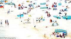 Daily Life in St Ives - Cornwall, England (Sandrine Vivs-Rotger photography) Tags: cornwall beach summer england fun holiday surfing swimming resting family uk seaside