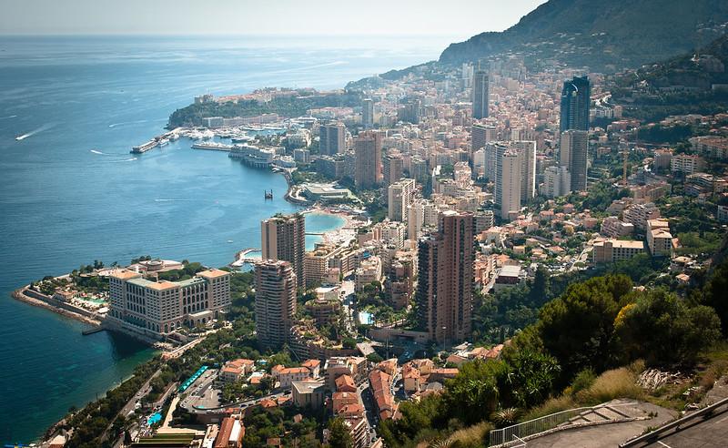 Francja, EURO 2016, cz. VIII: księstwo Monako i okolice..