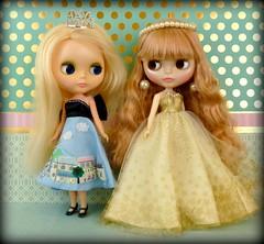 Jane and Bridget