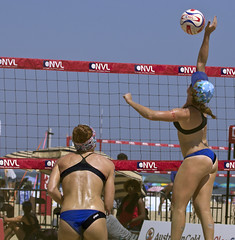 2016  ECSC  East Coast Surfing Championships  Virginia Beach Va.  Beach Volleyball (watts_photos) Tags: 2016 ecsc east coast surfing championships virginia beach va volleyball national volley ball tidewater association women canon