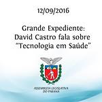 Grande Expediente - Davi Castro fala sobre