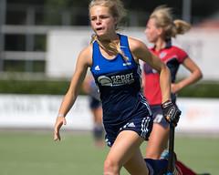 18202754 (roel.ubels) Tags: nmhc nijmegen hockey fieldhockey frankrijk france sport topsport 2016 oefenwedstrijd