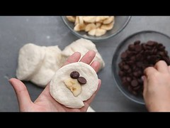 Chocolate Chip Banana Monkey Bread (Download Youtube Videos Online) Tags: chocolate chip banana monkey bread