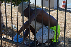 Kennedy26 (Genova citt digitale) Tags: richiedenti asilo genova piazzale kennedy agosto 2016 volontari nigeria lavoro ilva