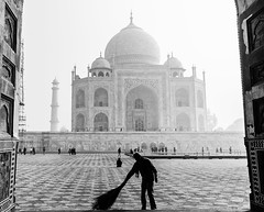 Welcome | Taj mahal,Agra,India. (vjisin) Tags: tajmahal wonder agra india architecture shahjahan mumtaj asia whitemarble marble mughal wonderofworld outdoor mosque tajmosque blackandwhite monochrome sweeper indianheritage nikond3200 nikon nikonofficial