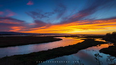 Sunset Colors - Don Edwards (thecreativeshutter) Tags: california clouds colors donedwards sunset