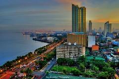 roxas blvd at sunrise (Rex Montalban Photography) Tags: rexmontalbanphotography philippines manila roxasblvd sunrise
