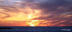 Key West Sunset (pandt) Tags: keywest florida sunset ocean sea coast coastal seagulls boat sailboat water seaside clouds orange yellow flickr canon eos t1i sun outdoor cloud sky rebel sailing seagull birds vacation travel