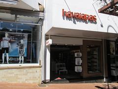"""Foz do Iguaçu: le fameux magasin officiel Havaianas, où nous avons acheté nos tongs <a style=""""margin-left:10px; font-size:0.8em;"""" href=""""http://www.flickr.com/photos/127723101@N04/29559694591/"""" target=""""_blank"""">@flickr</a>"""