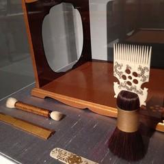 1-14 Dressing Table History (MsSusanB) Tags: metmuseum metropolitan art dressingtable japan wedding cosmetic furniture antique