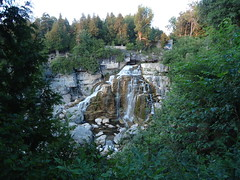Inglis Falls, Owen Sound (rcss2800) Tags: outdoor waterfall landscape tree trees nature
