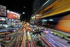 Bukit Bintang : The shopping and entertainment district of Kuala Lumpur. (Tuah Roslan) Tags: shopping entertainment malaysia kuala lumpur bukit bintang tuah roslan