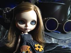 Steampunk Genevieve