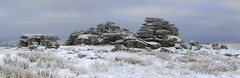 Frozen Great Mis (markgeorgephotography.co.uk) Tags: morning winter england panorama snow cold southwest ice sunrise landscape dawn nationalpark wind pano panoramic devon dartmoor canonef24105mmf4lisusm formulaphoto markgeorge canon5dmkiii canon5dmk3