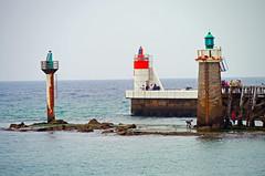 Capbreton, Landes - France (Mic V.) Tags: ocean sea mer lighthou