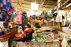 KWT-Kuwait City-0901-184-v1 (anthonyasael) Tags: city people woman building colors shop horizontal scarf clothing women colorful asia cityscape veil adult market muslim islam traditional religion headscarf middleeast hijab belief arab covered kuwait abaya selling merchant seller streetseller kuwaitcity traditionaldress burqa shopkeeper abeya burka midadult traditionalclothin