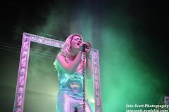 Rita Ora (IainScottPhotography) Tags: music concert glasgow o2 pop photograph singer radioactive performer rnb musicphotography iainscott radioactivetour o2academy ritaora
