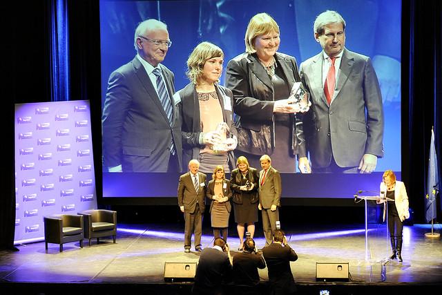 Luc VAN DEN BRANDE - Johannes HAHN - Franziska ZEISIG - Christiane STERNBERG - Johannes HAHN