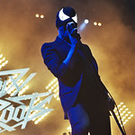 The Bloody Beetroots (live) Big Day Out 2013
