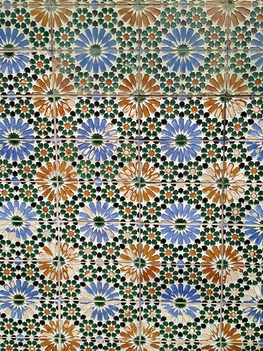 Tile Seaboard Air Line Train Station
