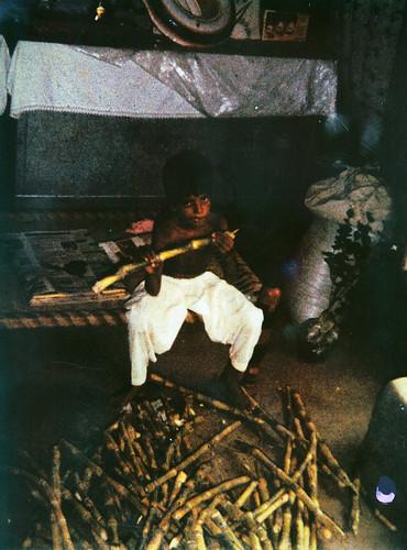 Babar in Malkay, 1985