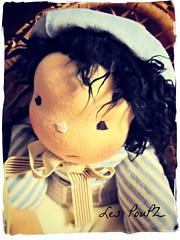 Teeny Boy (Les PouPZ) Tags: artdolls ragdolls clothdolls lovetoys waldorfdolls ooakdolls waldorftoys