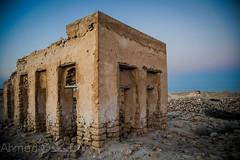 Old Majlis   (Ahmed ) Tags: old sea house stone canon ahmed qatar   majlis