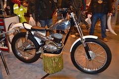 Telford 2013 -  Drayton Bantam Trials Bike (ericmiles47) Tags: crane telford drayton bsa bantam classictrials