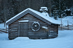 Smie (estenvik) Tags: winter norway museum vinter grdsgrd egge smithy nordtrndelag smie smedja skigard steinkjer grdesgrd estenvik erikstenvik