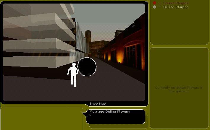 Online interface